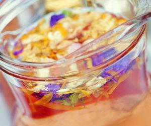 喝花卉茶要注意什么?